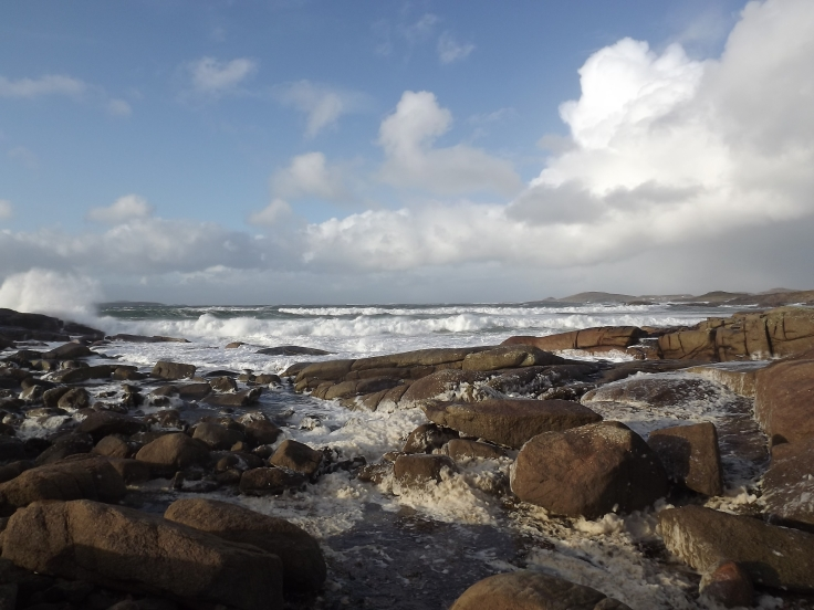 Gola Island from Carrickfinn
