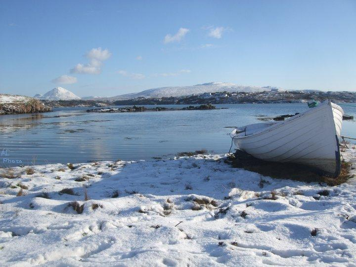 Christmas in  Carrickfinn 2010