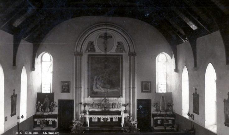 Chapel pre 1946