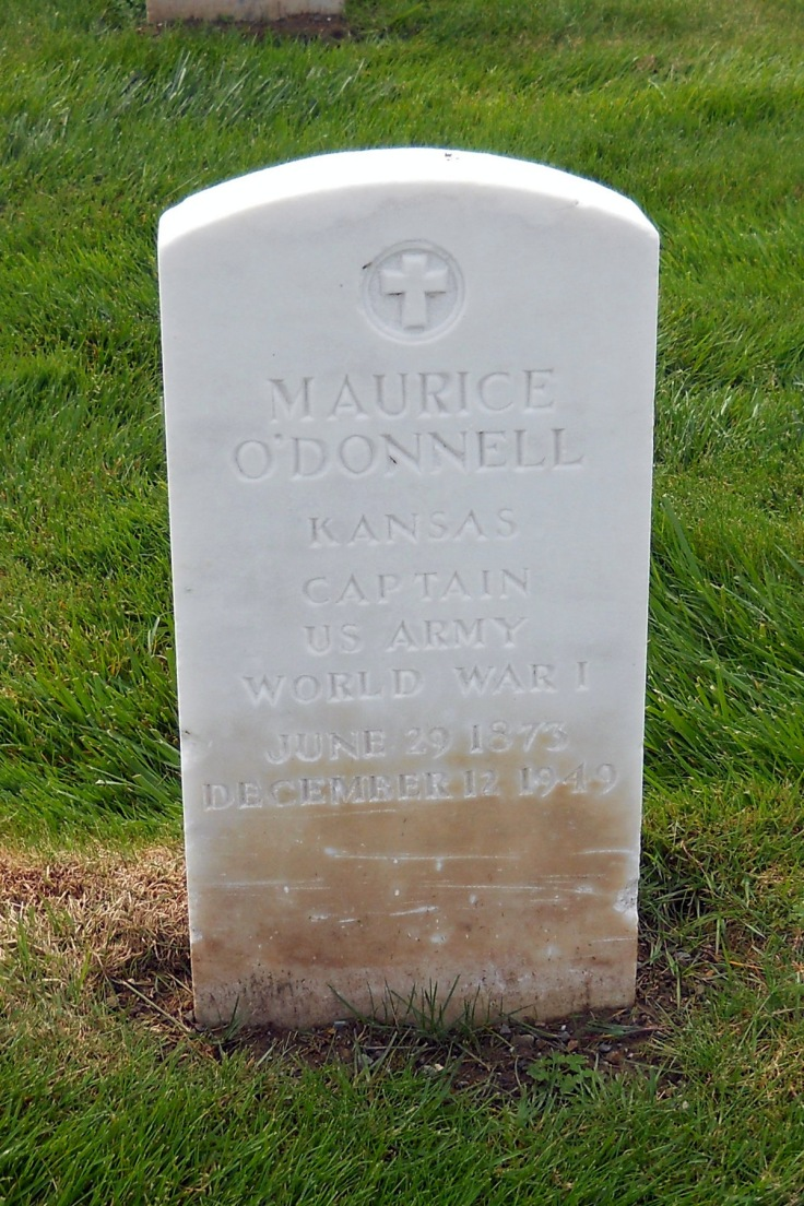 1-Maurice O'Donnell Grave.jpg