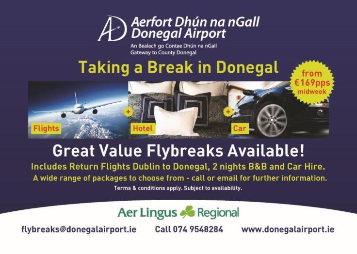 Donegal Airport (Take Off HP Mag) TP+2