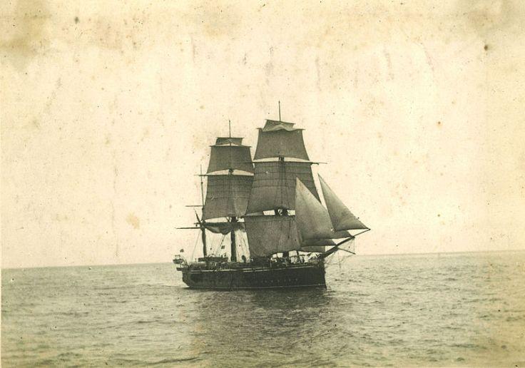 HMS_Champion_(1878)_in_1880