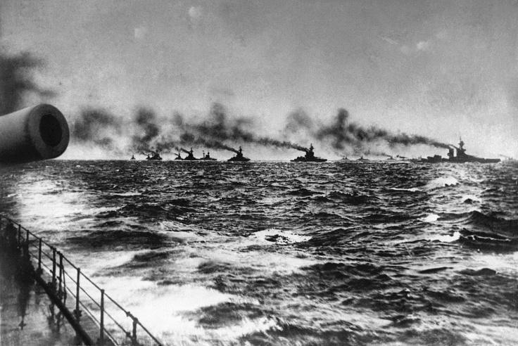 World War I at Sea Jutland